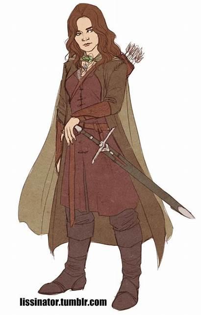 Aragorn Cosplay Hobbit Costume Genderbend Genderbent Character