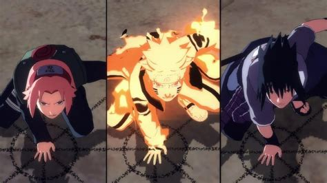 naruto shippuden ultimate ninja storm revolution team