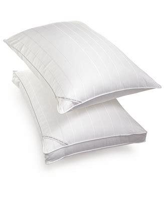 calvin klein almost down down alternative pillows reviews pillows bed bath macy s