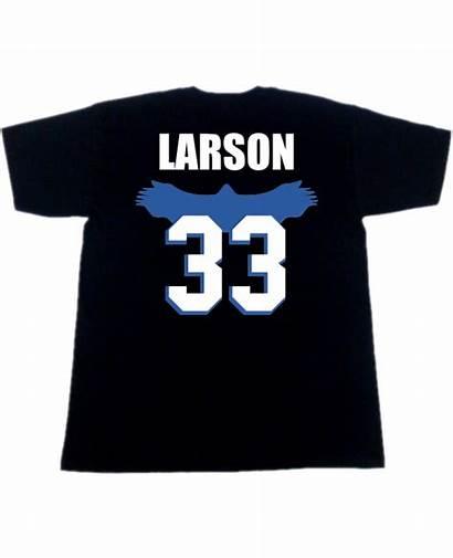 Hawks Larson Mypartyshirt Jersey