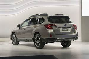 Subaru 2015 Outback New York showSubaru brings Outback