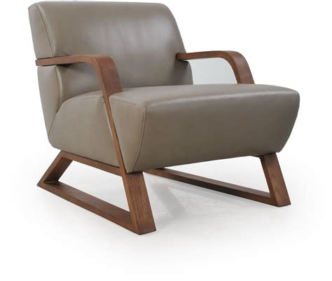 sleigh light taupe leather chair 57601d2686 moroni