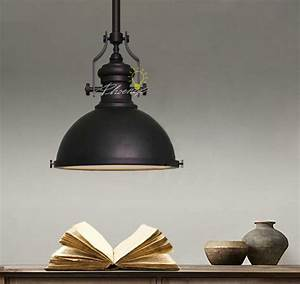 Attractive industrial pendant light