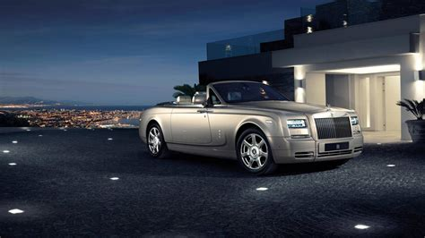 Rolls-royce To Reveal Last Phantom Coupe In Geneva