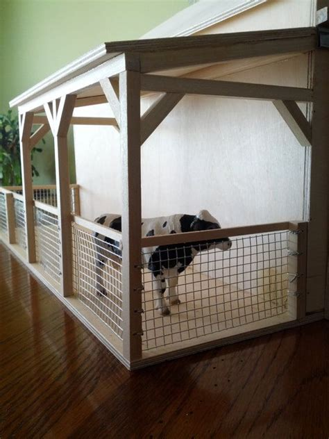 custom built toy barn  custombarns  etsy