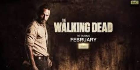 the walking dead season 5 returns in february 2015 what