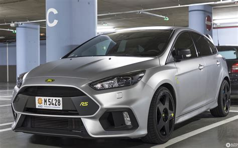 Nmax 2018 Limited Edition by Ford Focus Rs Performance Limited Edition 2018 9 April