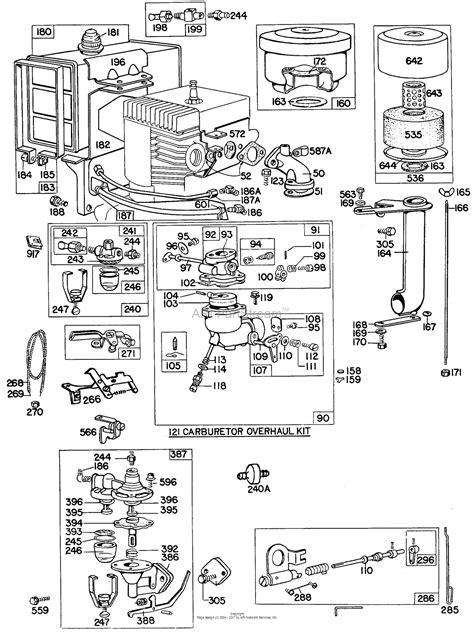 Briggs Stratton User Manual Auto Electrical