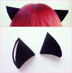 black cat ears black cat ears by kyandi charms on deviantart
