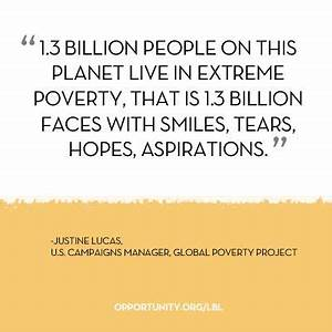 Extreme Poverty... Food Poverty Quotes