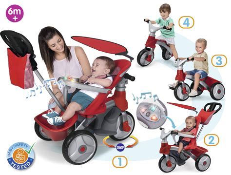montage siege bebe velo feber tricycle baby trike easy evolution achat
