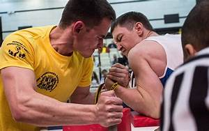Arm-wrestling Champion Reflects On His Journey