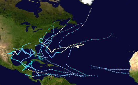 1971 Atlantic Hurricane Season Wikipedia