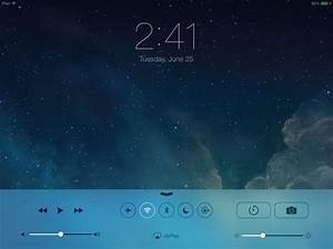 iOS 7 on an iPad 3: Some First Impressions