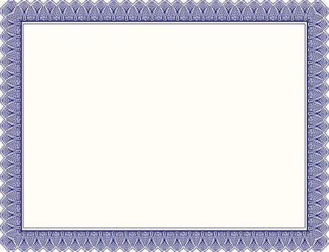certificate border illustrations royalty  vector