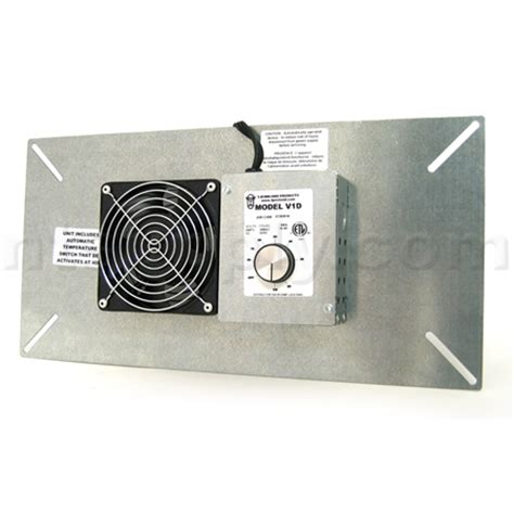 crawl space ventilation fans buy tjernlund deluxe underaire 110 cfm crawlspace
