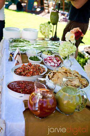 diy wedding buffet men wedding ideas brown and ivory