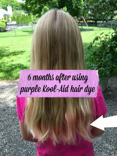 How To Remove Kool Aid Dye From Hair