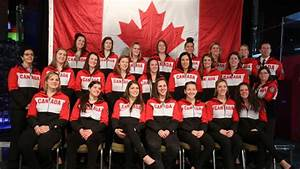 Olympic gold medallists lead Canadian women's ice hockey ...
