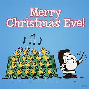 Merry Christmas Eve! | Peanuts Gang | Pinterest | Follow ...