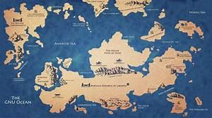 Game Of Thrones World Map   Birthday Ideas   Pinterest ...
