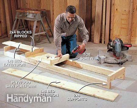 project  knock  table  station woodworking plan