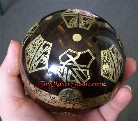 I ncludes Puzzle Sphere, its Pedestal / glass dome and its ...