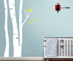 arbre et petits oiseaux chambre de b 233 b 233 sticker par agentvinylemtl 120 00