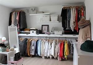 Ankleideraum Im Schlafzimmer : homestory mein ankleideraum interior inspiration ~ Lizthompson.info Haus und Dekorationen