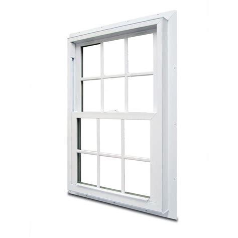 american craftsman       double hung vinyl window  nailing flange
