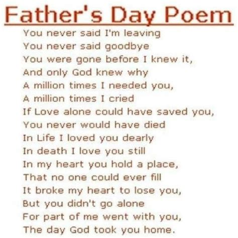 fathers day poems fathers day poem pictures photos and images for facebook tumblr pinterest and twitter
