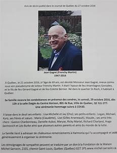 Avis De Deces Tourcoing : bulletin am du 27 octobre 2016 www lutte quebec ~ Dailycaller-alerts.com Idées de Décoration