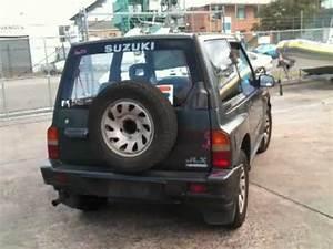 1995 Suzuki Vitara 4 Wd 2 Door Hard Top Wrecking Now Mov