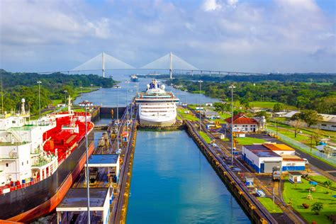 Panama Canal Launches Tender for New Water Management ...