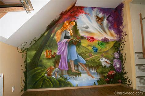 chambre fille disney chambre de princesse disney