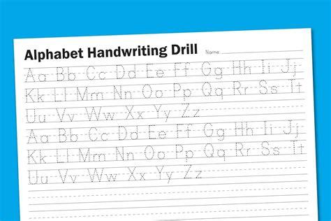 Free Printable Cursive Handwriting Worksheets Cursive Writing — Improve Handwriting Worksheets