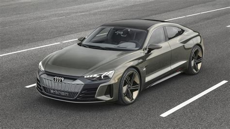 2018 audi e gt concept top speed