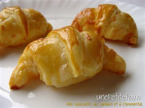 recette croissant avec pate feuillete recette croissant avec pate feuilletee toute prete 28 images la recette de au chocolat