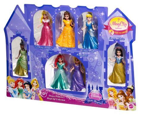 disney princess  kingdom magiclip  doll giftset fuhzee