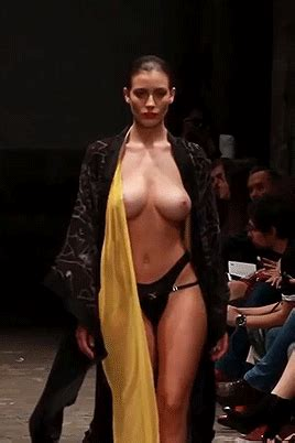 Catwalk naked on Runway Archives