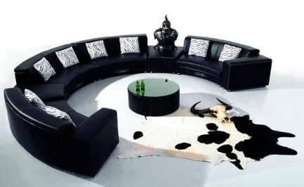canape demi cercle canape panoramique tissu salon colorado canape tissu