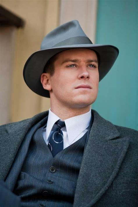 Armie Hammer nails role as J. Edgar Hoover's right-hand ...