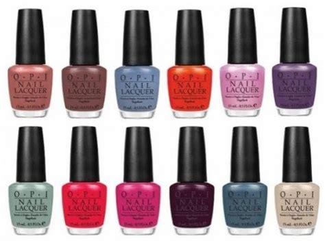opi nail polish color chart fashion belief