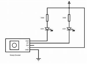 Rotary Encoder With Arduino