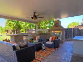 outdoor livingroom contemporary outdoor living room and kitchen hgtv
