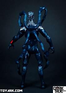 Marvel Legends Superior Venom Rhino BAF Wave Photo Shoot ...