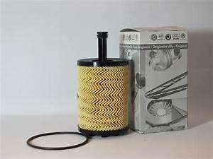 Vw Oil Filter 02-10 Jetta Tdi