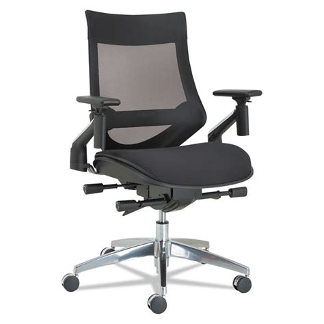 alera 174 eb w series pivot arm multifunction mesh chair