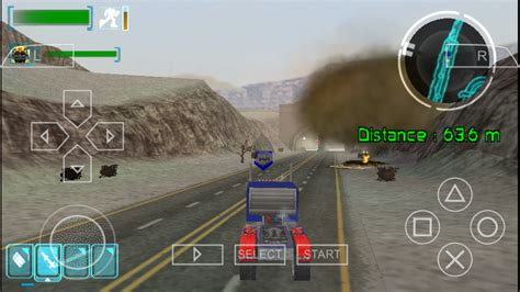 Transformers The Game (usa) Psp Iso Free Download
