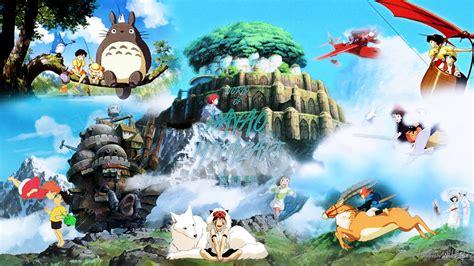 Best Of Hayao Miyazaki Hayao Miyazaki Wallpapers 70 Background Pictures